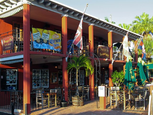 The Swizzle Inn: hands down Bermuda's most iconic restaurant and home of the (in)famous Rum Swizzle cocktail!