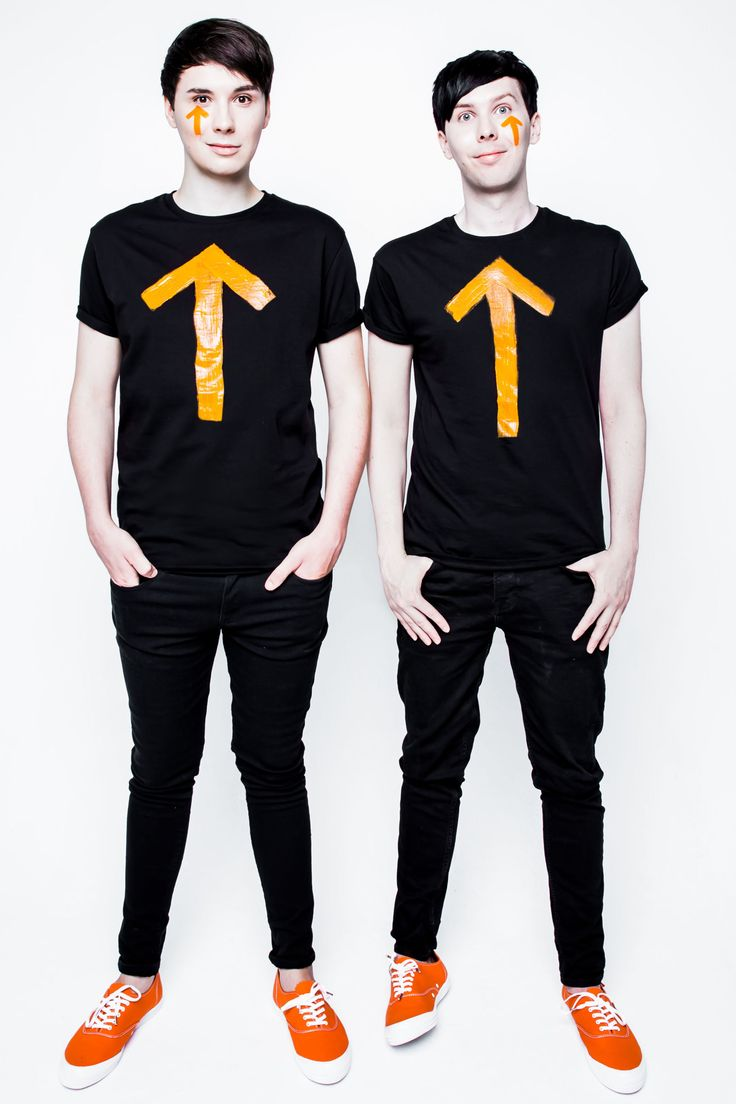 Dan and Phil and supporting Stand Up to Cancer