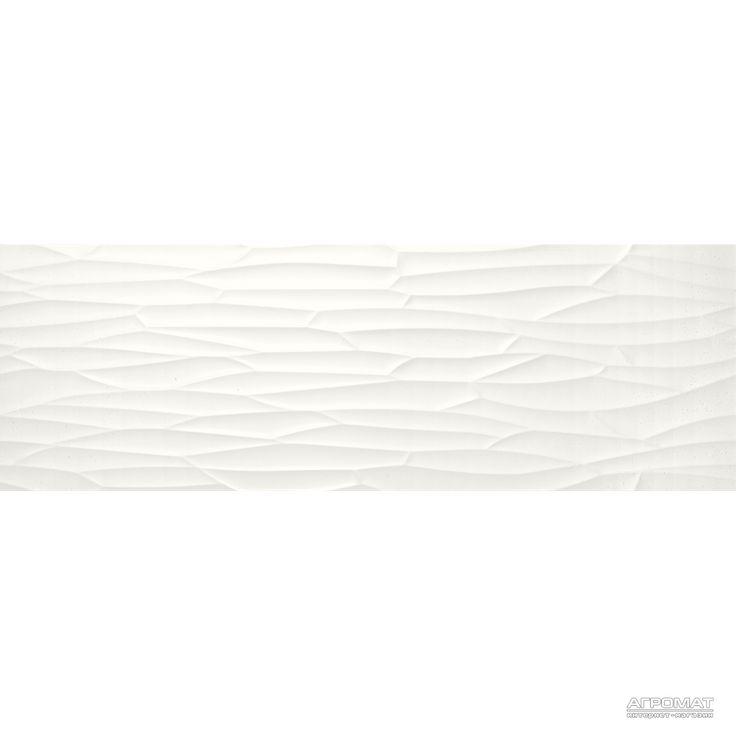 Плитка APE Ceramica Silk MAMA MIA WHITE RECT белый