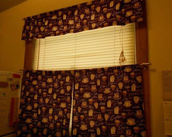 Coffee Themed Kitchen Curtains Best Mattress Kitchen Ideas Kitchen Curtains Cafe Curtains Kitchen Kitchen Themes