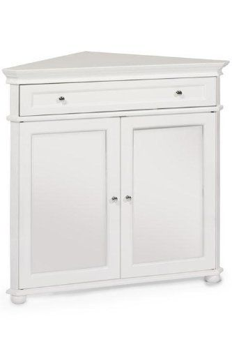 white corner units for living room small open kitchen design ideas hampton bay 32 w cabinet with two wood doors by home decorators collection 179 00 30 h x 17 d assembly requir