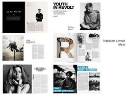 Image result for elegant magazine layouts