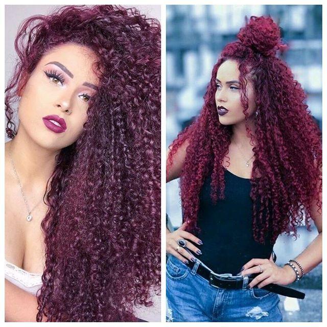 Hidratação para Cabelo (Caseira): Ressecado, Seco, Cacheado... [2019] | Cuidados | Curly hair styles, Hair styles, Hair