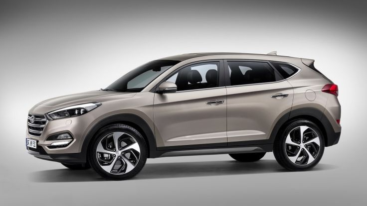 2016 Hyundai Tucson shows off its European trim ahead of Geneva