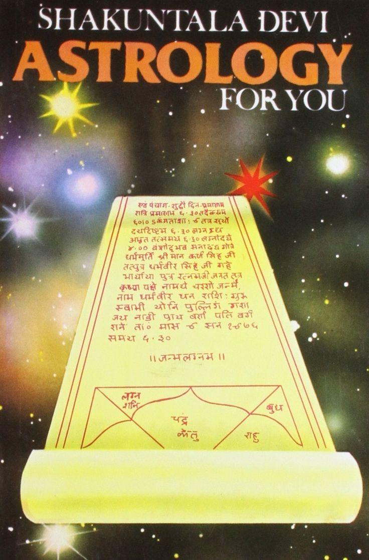 Astrology for You [Mar 30, 2005] Shakuntala, Devi]