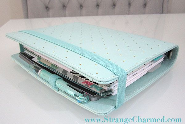 Zen and the Art of Filofax Maintenance : Setting Up my Filofax | Kikki K Time Planner