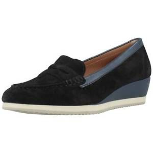 a mocasines mujer stonefly francy 6 color negro