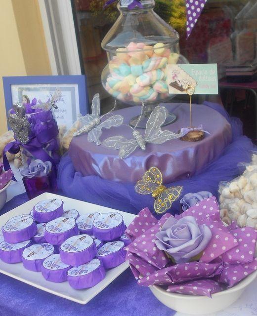Cumpleaños Violetta