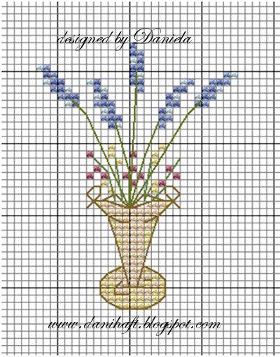 Lavender designed by Daniela www.danihaft.blogspot.com