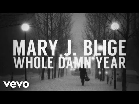 Mary J. Blige - Whole Damn Year (Official Video) New album 'The London Sessions'…