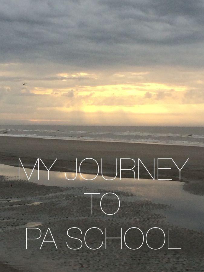 The PA Platform - My Jouney to PA School