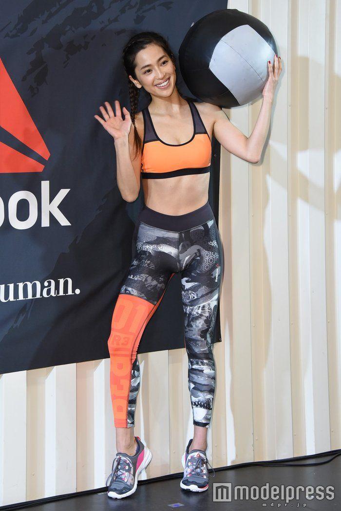 画像2/14) 中村アン、美ボディメイクの秘訣を語る トレーニング