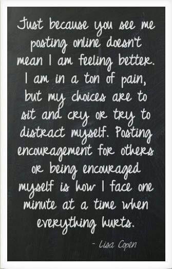 Fibromyalgia Reality Chronic pain