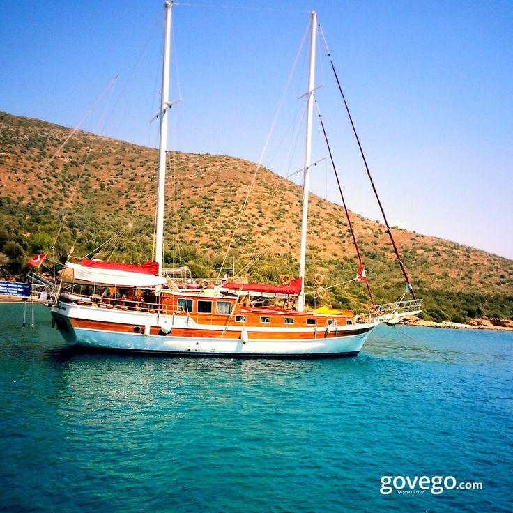 Kalbim Ege'de aklım teknede kaldı diyenler burada mı? ♥️ -------------------- govego.com  #doğa #naturel #yeşil #green #life #lifeisgood #seyahatetmek #seyahat #yolculuk #gezi #view #manzara #gününkaresi #huzur #an  #anatolia #turkey #travel #turizm #türkiye #turkey #instagram #instagood #instaphoto #bestoftheday #photo #huzur  #govego #smile #travel