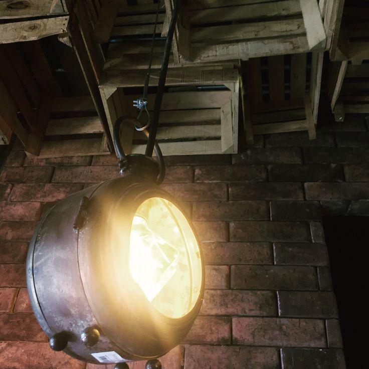 Industrial lamp, mexican, restaurant, designer, design