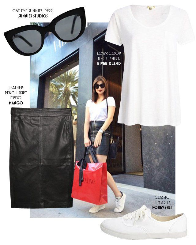 TRAVELING IN STYLE WITH ANNE CURTIS