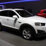 2016 Chevrolet Captiva Wallpapers