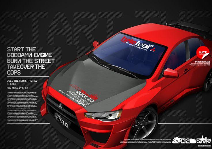 H e l l o Visualgrip  readers ! Hatefuel is an Indonesian-Australian based multidiscipline  gr...