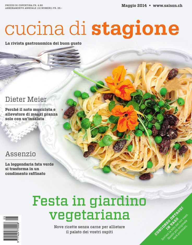 cucina di stagione maggio 2014