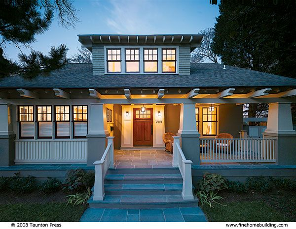 17 Best Ideas About Craftsman Bungalow Exterior On
