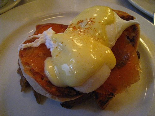 The lox benedict at Balthazar is my favorite breakfast ever | Food ...