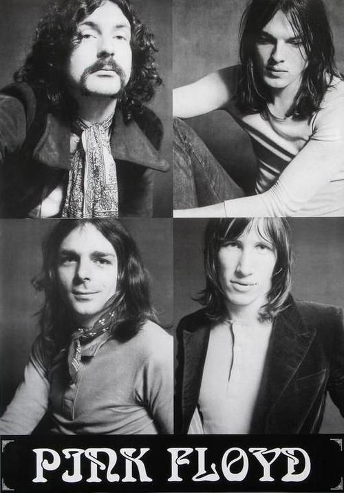 Pink Floyd - This is the only good lineup of Pink Floyd, as far as I'm concerned. Syd's stuff was terrible, and post-Waters Floyd is just embarrassing.