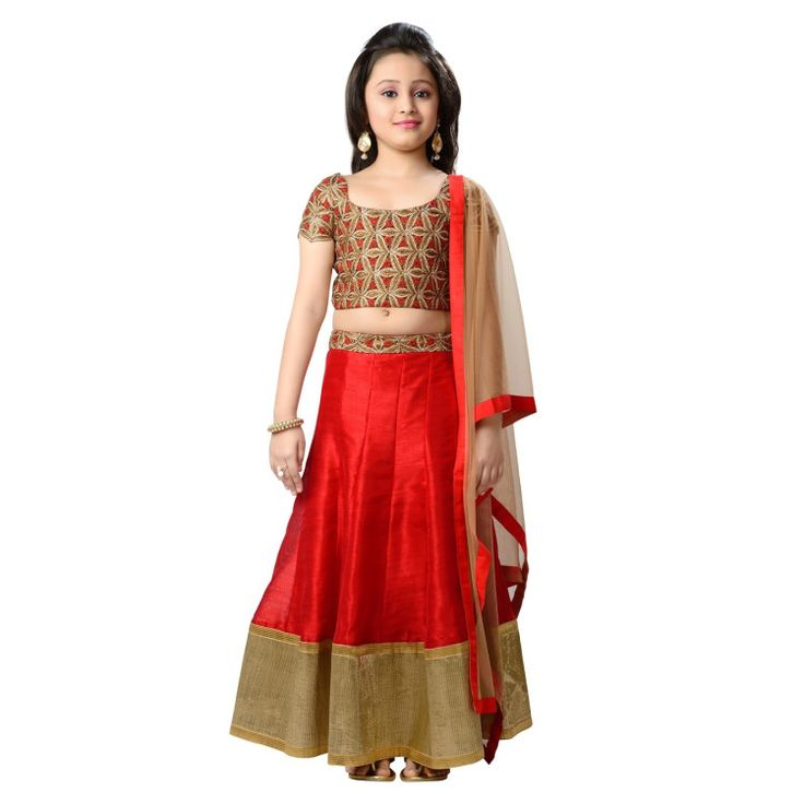 New Collection - Alluring Red Lehenga Choli