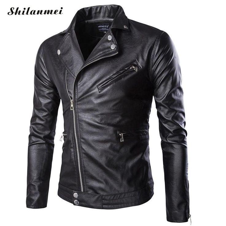 2017 flight jackets leather winter men bomber coat pu windbreaker veste homme erkek mont chaqueta hombre jaqueta abrigo hombre