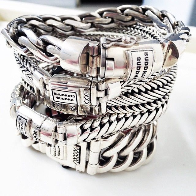 XL armbanden van Buddha to Buddha! www.ajuweliers.nl