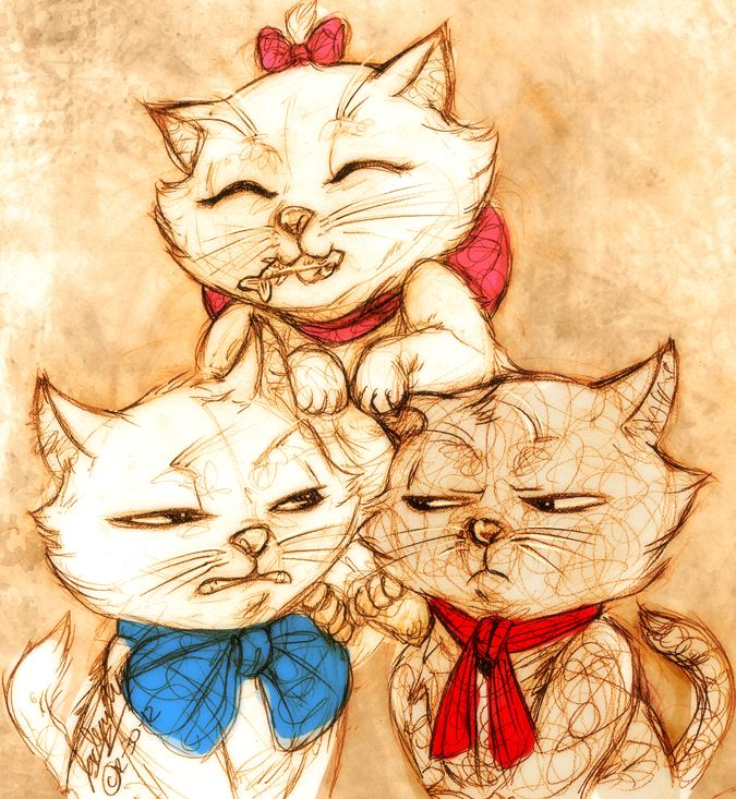 17 Best Images About Disney: Aristocats On Pinterest