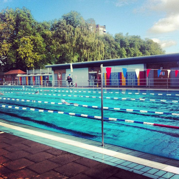 90 best lidos and outdoor pools images on pinterest - Outdoor swimming pool covent garden ...