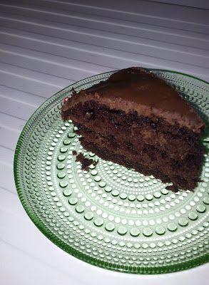Suupala: Maailman paras suklaakakku