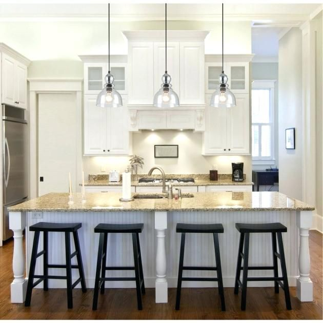 Kitchen Island Pendant Gorgeous Over Bar Lighting Lights 3 Light Fixture