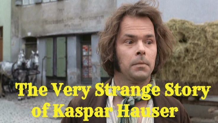 Weird & Spooky Stuff -- Episode 2: The Very Strange Story of Kaspar Hauser
