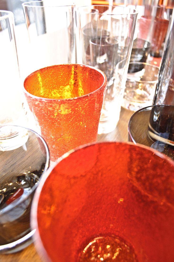 orange glasses - accessories