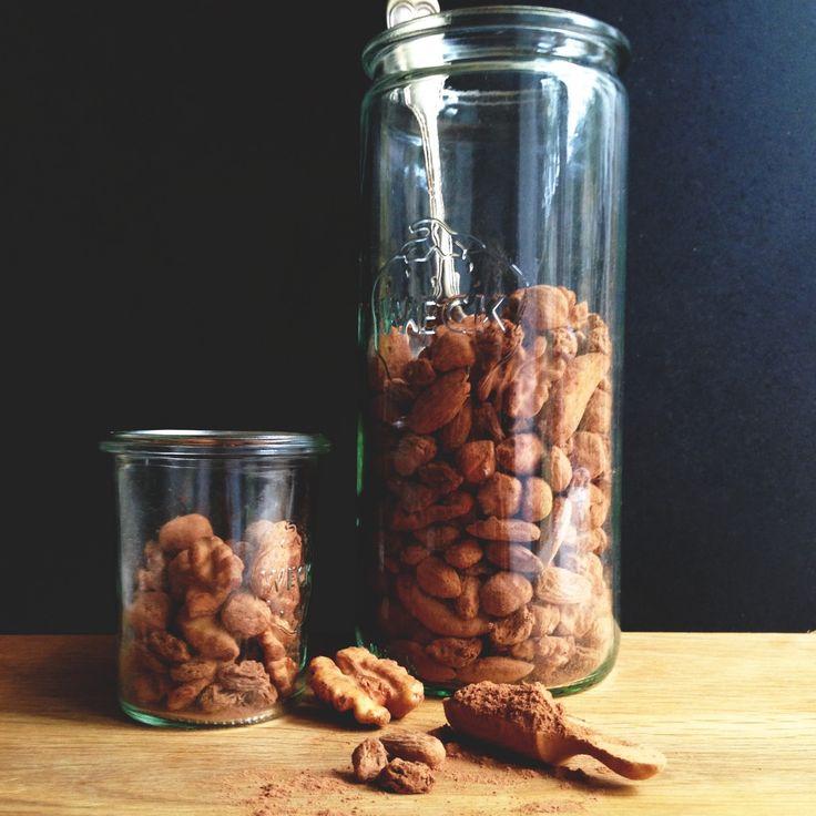 Lørdags luxus: Snack nødder