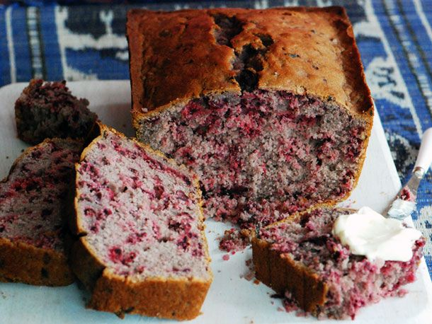 Hibiscus Loaf Cake gets its flavor from an unexpected source: hibiscus ...