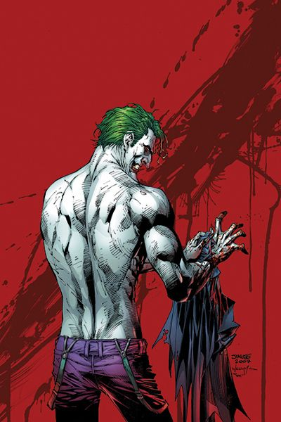 Joker (Earth-31) - DC Comics Database