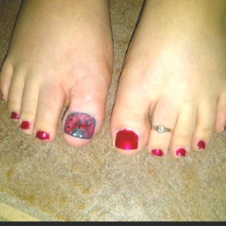 20 Best images about Toe tats on Pinterest   Daisies, Big ...