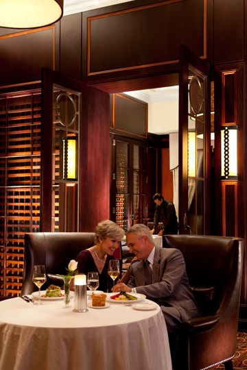 Bull & Bear Steakhouse® Waldorf Astoria, Orlando