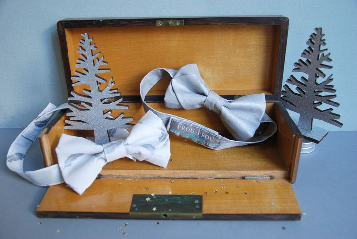 Tutoriel DIY noeud papillon couture Frou-Frou