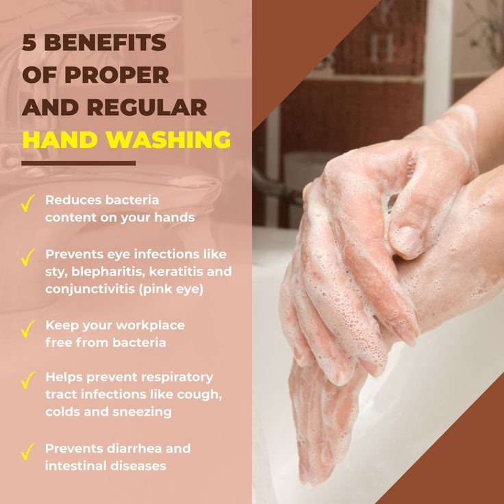 5 Benefits of Proper and Regular Hand Washing HandWashing