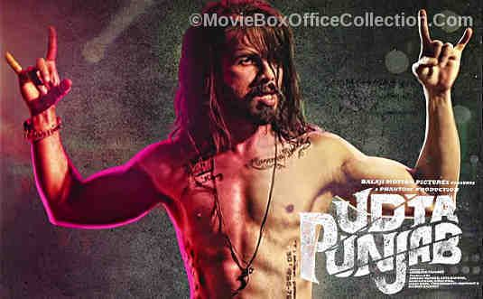 Udta Punjab Morning, Afternoon Shows Occupancy, Box Office Collection