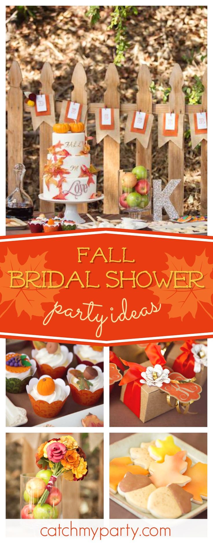 Donu0027t miss this wonderful Fall Wedding Bridal