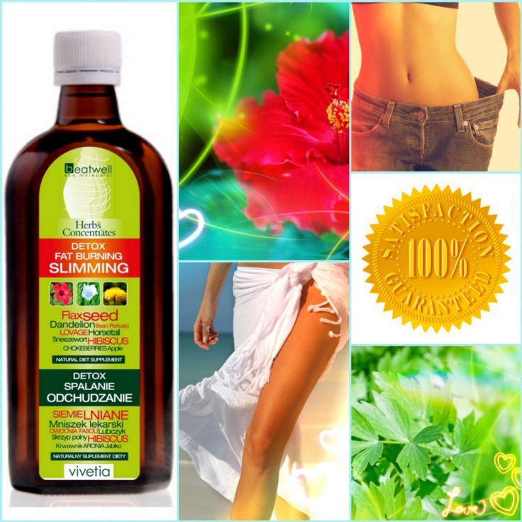 Detox-Spalanie-Odchudzanie - sposób na odchudzanie, bez diety, oczyszczenie organizmu i spalanie tłuszczu