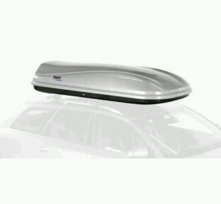 Thule Cargo Carrier (dual side access) ~