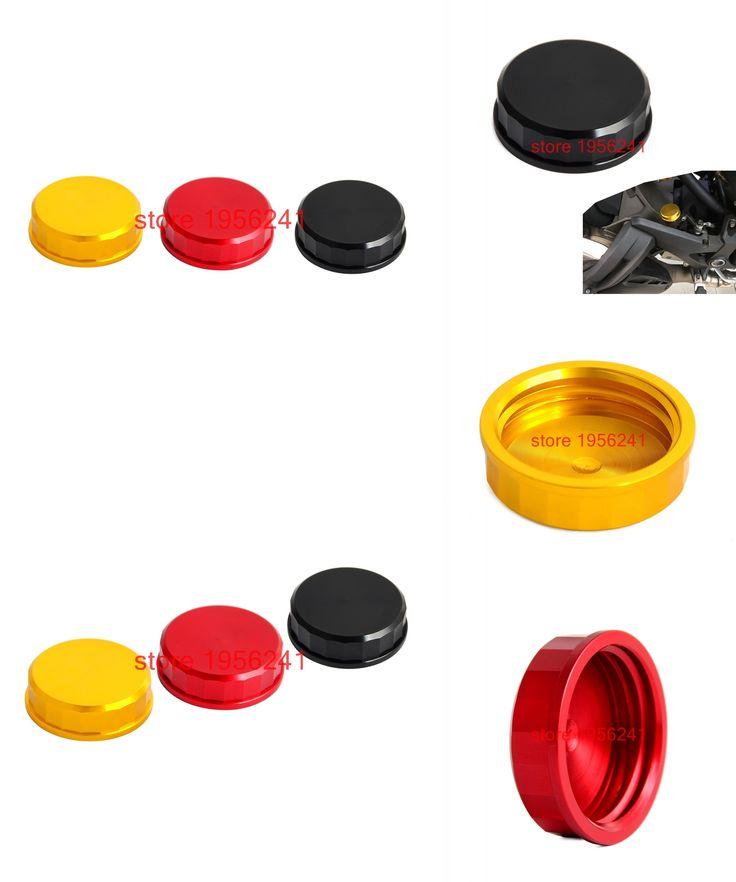 [Visit to Buy] Rear Brake Master Cylinder Reservoir Cap Cover For Ducati Monster S2R S4 S4R 400 600 620 696 750 796 800 821 900 1000 1100 1200 #Advertisement