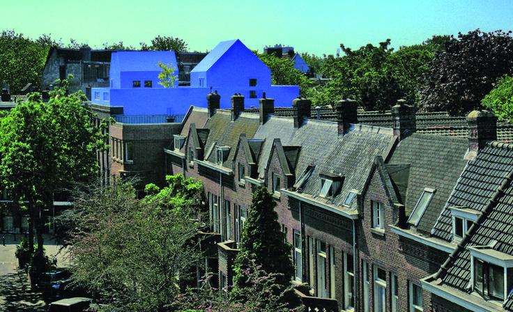 bildergebnis f r farbe blau in der architektur blue pinterest. Black Bedroom Furniture Sets. Home Design Ideas