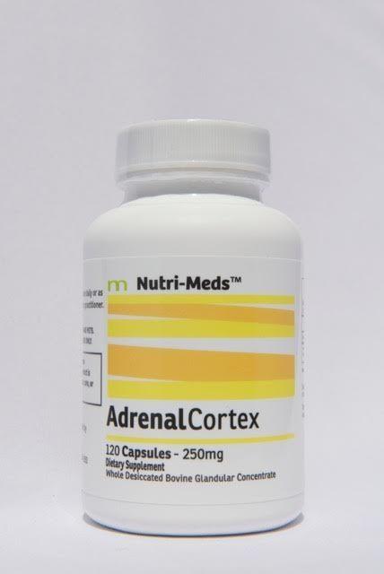 Nutri-Meds Desiccated Adrenal Cortex