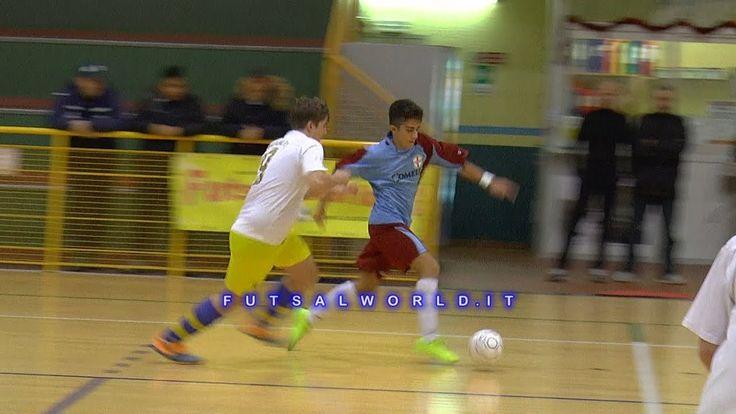 2/12/17 Milano C5 - Cardano '91, highlights , Allievi , futsal / calcio a 5
